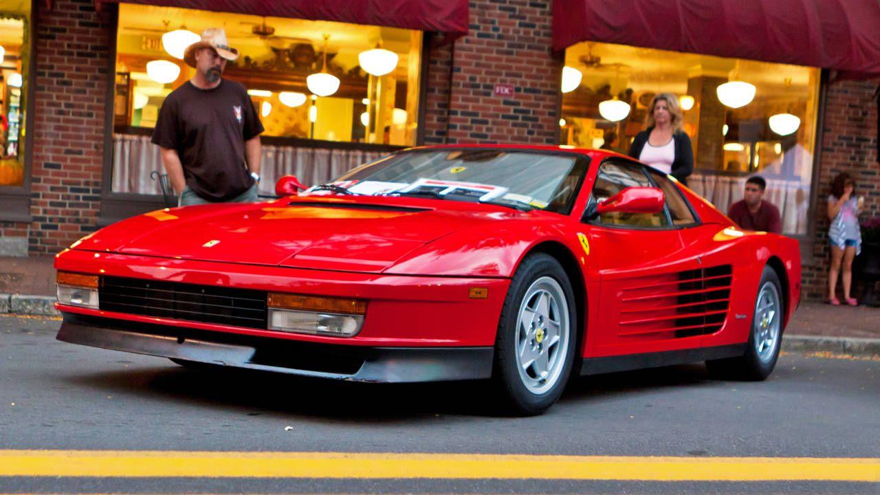 Investigating the Ferrari Flat 12