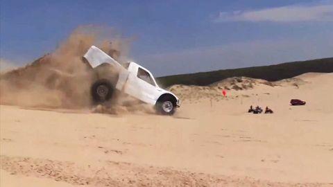 Sand, Automotive design, Erg, Natural environment, Aeolian landform, Dune, Landscape, Photograph, Desert, Car,