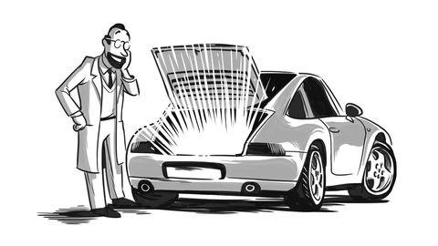 Automotive design, Vehicle, Automotive parking light, Automotive exterior, Automotive lighting, Car, White, Hood, Rim, Fender,