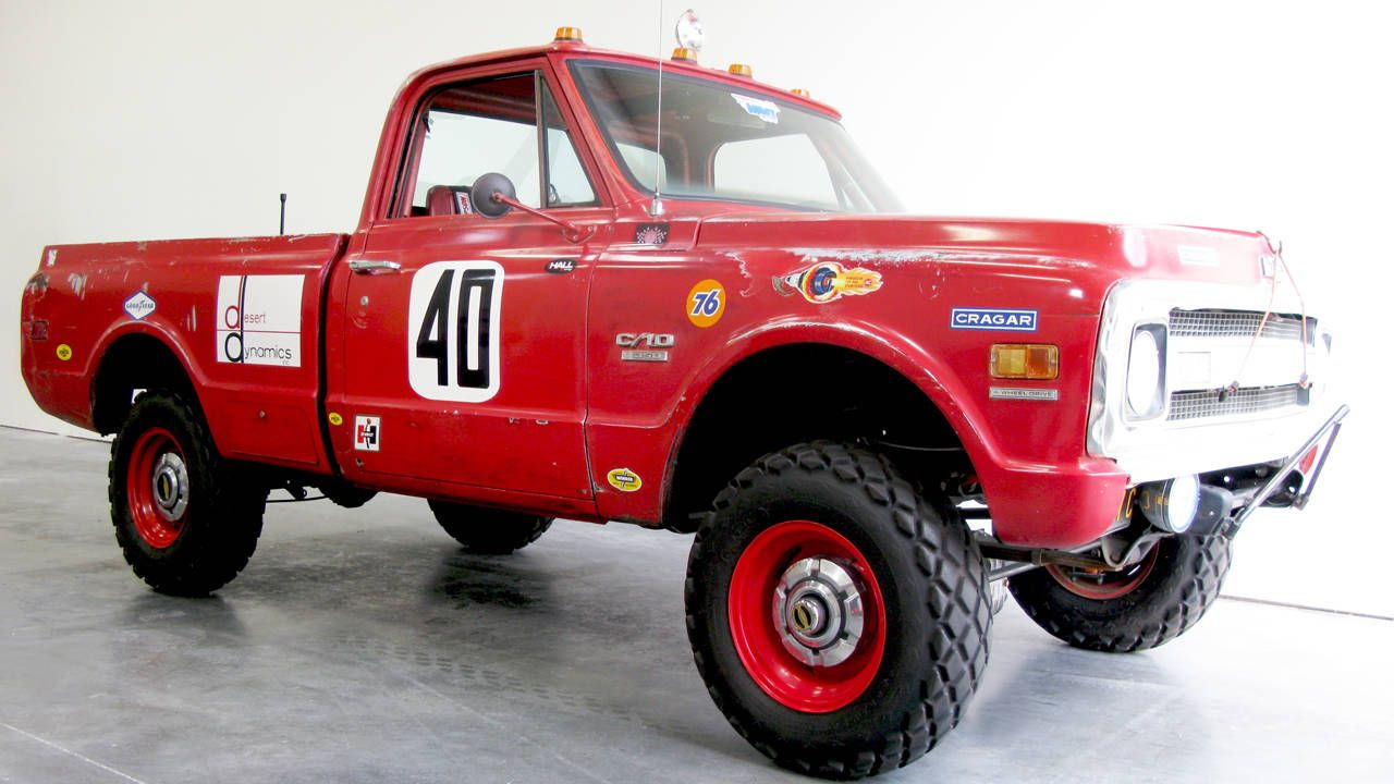 Steve Mcqueens Chevy Baja Truck Up For Auction Owned 1968 4x4 Pickup Sale By Mcqueen Come