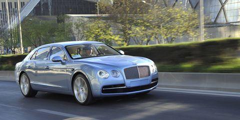 Tire, Vehicle, Automotive design, Car, Grille, Rim, Personal luxury car, Bentley, Alloy wheel, Luxury vehicle,