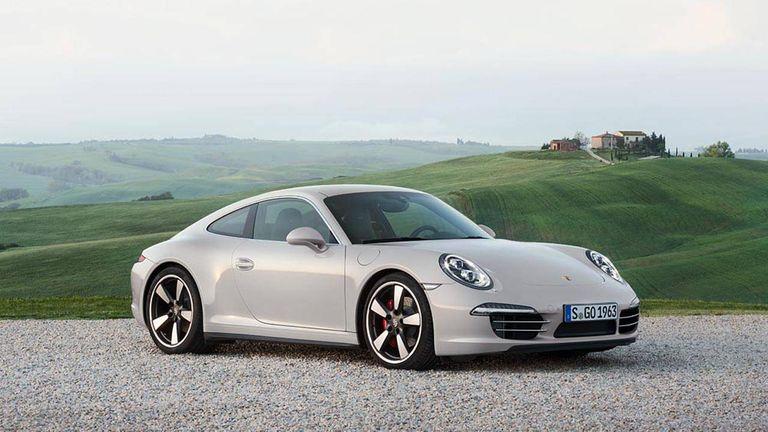 Porsche's 50th Anniversary 911 - Special Edition 50th Edition 911