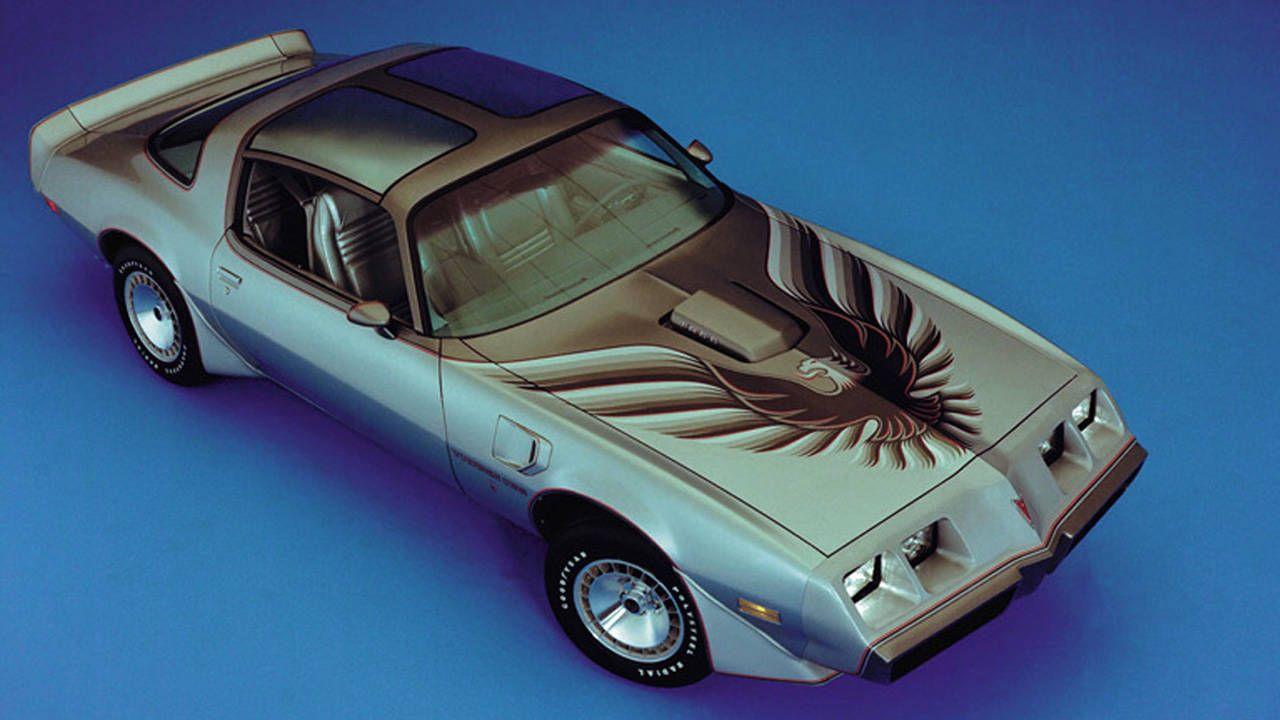 Clic Rare Car Er Info On The 1980 81 Pontiac Trans Am Turbo Firebird For