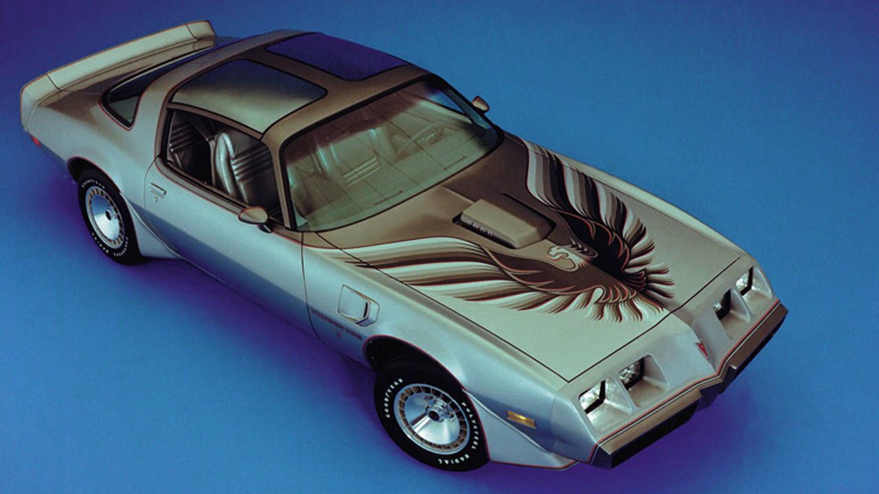 Snap This Up!: 1980–1981 Pontiac Firebird Trans Am Turbo