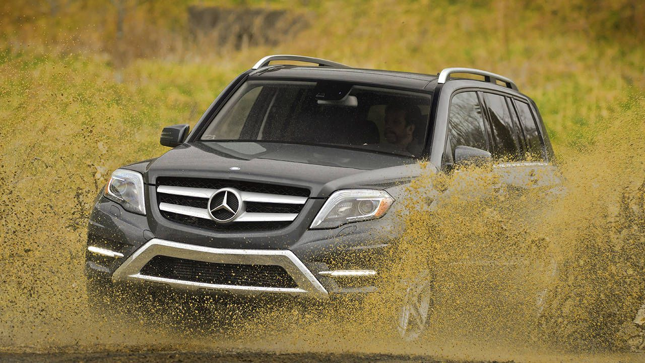 2013 Mercedes-Benz GLK250 BlueTEC 4MATIC
