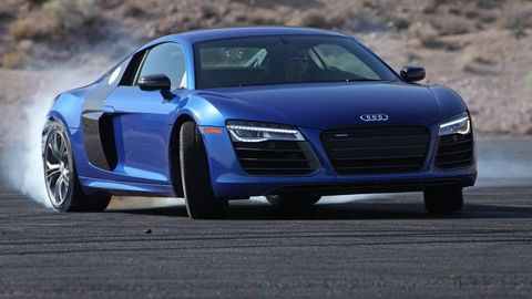 2014 Audi R8 V10 Plus First Drive First Drive Of The 2014 Audi R8
