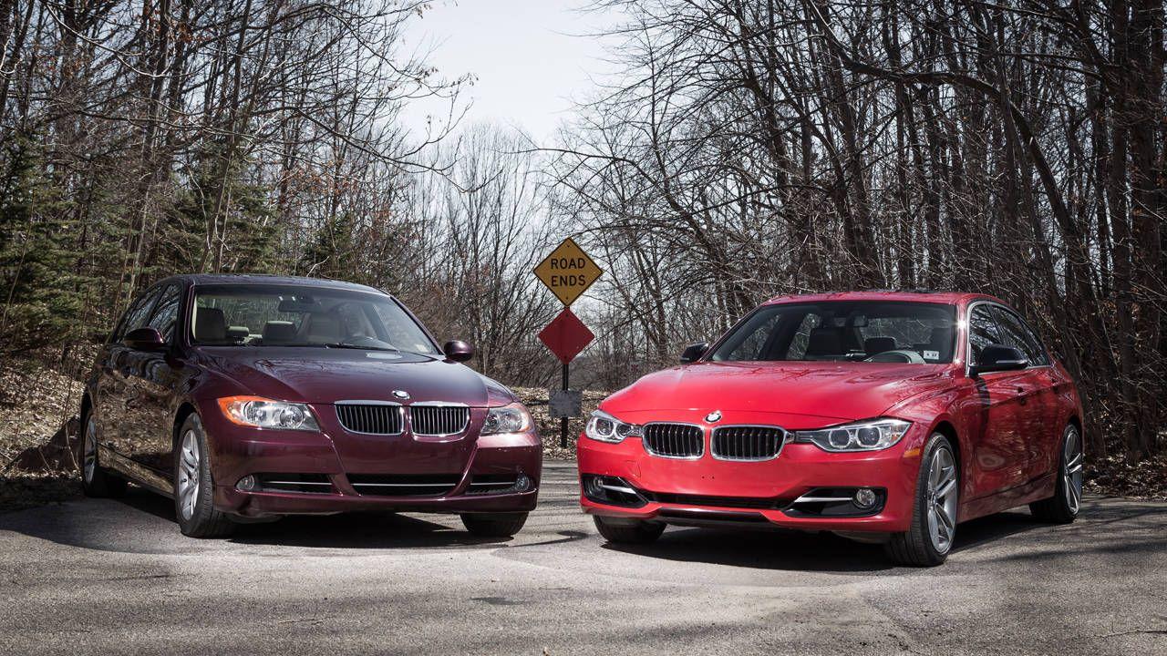 BMW 328i vs. BMW 328i
