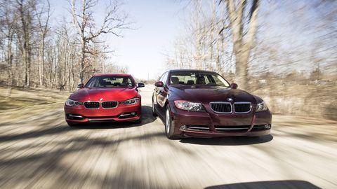 New BMW 3series Comparison  BMW 328i vs BMW 328i