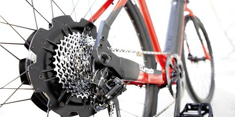 Bicycle frame, Bicycle wheel rim, Bicycle part, Bicycle tire, Spoke, Bicycle accessory, Rim, Bicycle drivetrain part, Bicycle, Bicycles--Equipment and supplies,