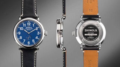 Blue, Product, Watch, Glass, Analog watch, Photograph, White, Watch accessory, Technology, Metal,