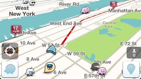 Line, Parallel, Signage, Map, Hubcap, Sign, Intersection, Screenshot, Path,
