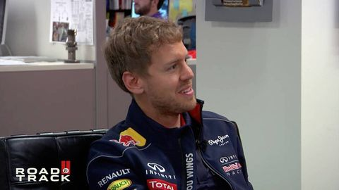 Vettel interview