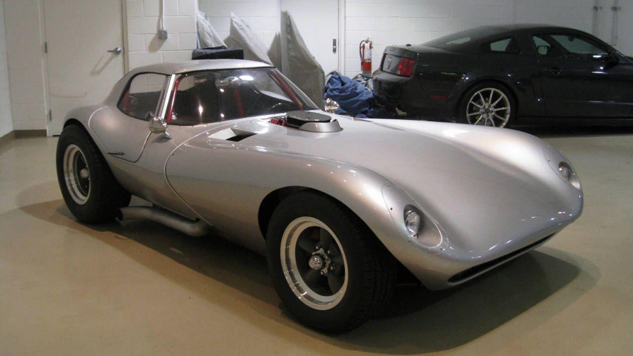 Bill Thomas\'s Cheetah and Super Cheetah - Shelby Cobra Competitor ...