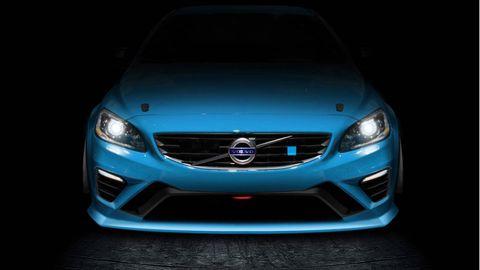 Automotive design, Blue, Vehicle, Grille, Headlamp, Automotive lighting, Car, Hood, Personal luxury car, Bumper,