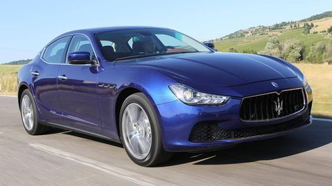 First Drive 2014 Maserati Ghibli Maserati Ghibli Road Tested