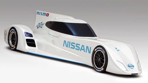 Nissan Reveals Zeod Rc Electric Le Mans Racer For 2014
