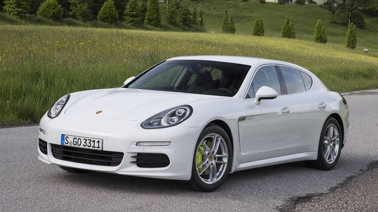 2014 Porsche Panamera 4S and S E-Hybrid First Drives - First Drives
