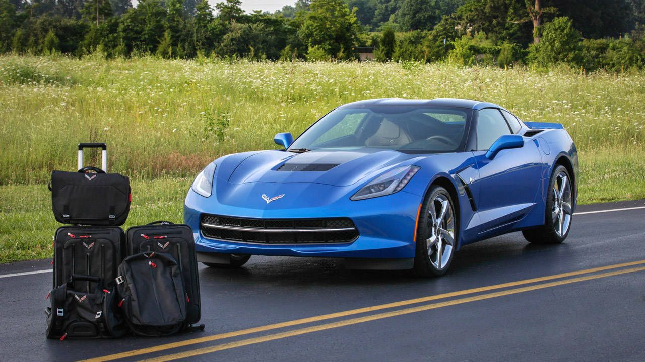 Corvette Stringray launches with Premiere Edition