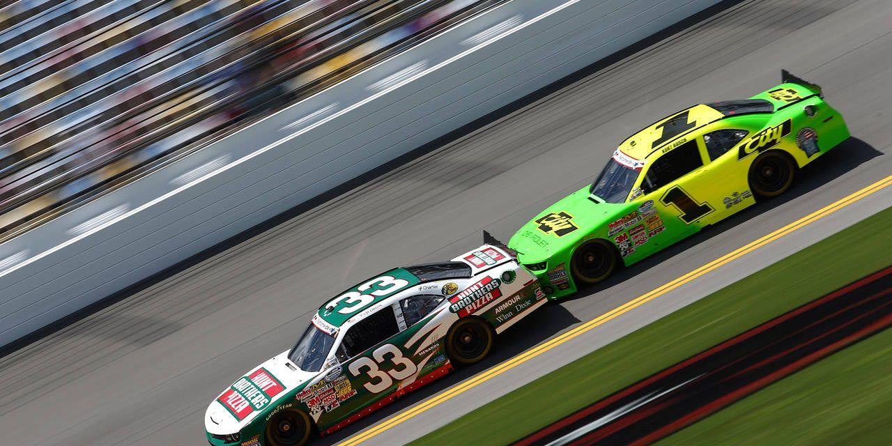 "Kurt Busch's NASCAR ""City Chevrolet"" Camaro"