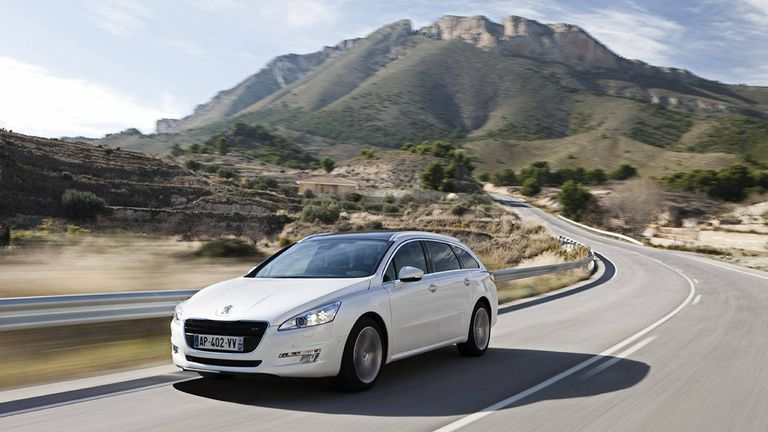 First Drive Peugeot 508 GT - Peugeot Station Wagon Review