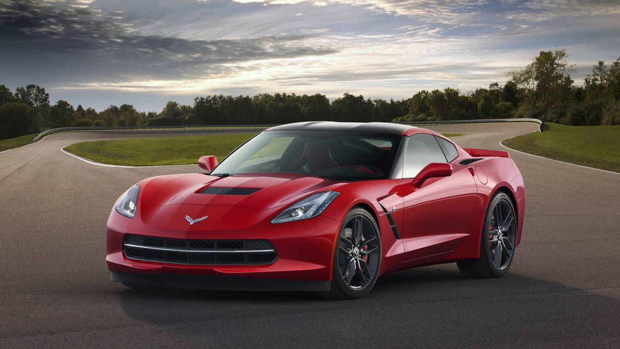 Drive the Corvette Stingray in the wrong way, and it'll return 30 mpg