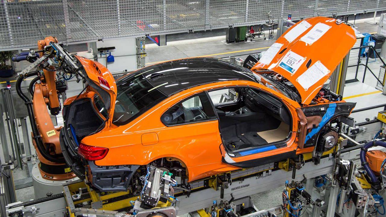 BMW's last M3 coupe