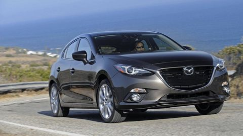 2014 Mazda 3 – First Drive of the Sporty New Compact Car