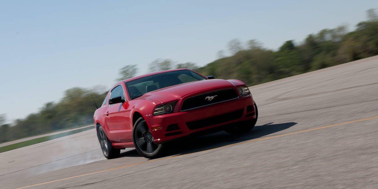 Accelerated Depreciation - Ford Mustang V6 Mayhem Package