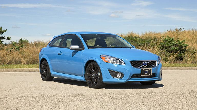 2014 Volvo C30 Polestar Limited Edition Quick Review - Cheat Sheet
