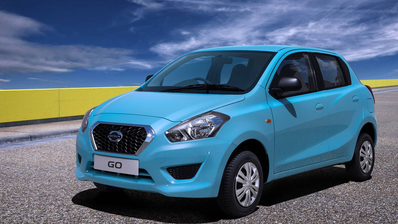 The Datsun GO and the return of a long-dead brand