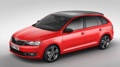 Tire, Wheel, Automotive design, Vehicle, Automotive mirror, Land vehicle, Automotive lighting, Car, Automotive exterior, Red,