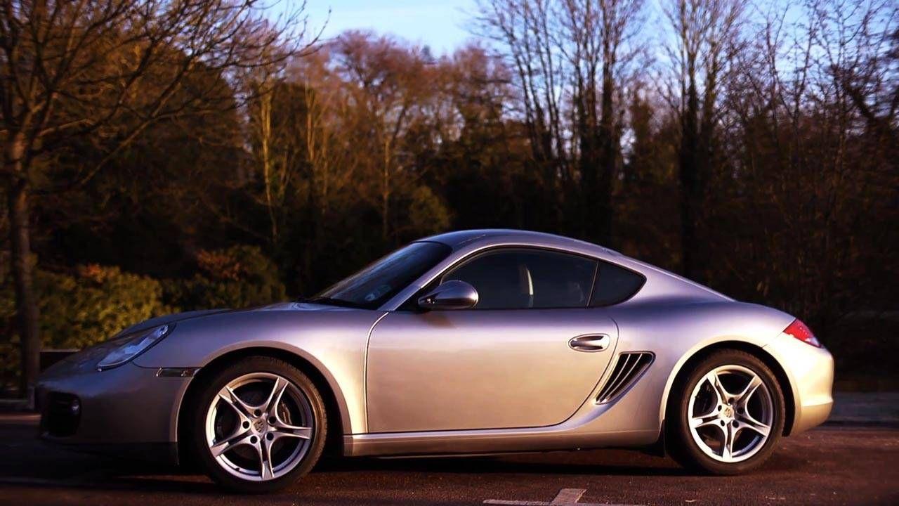 Love for the Porsche Cayman