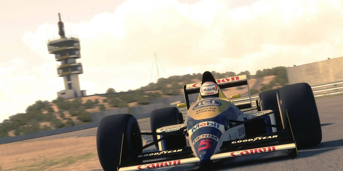 Codemasters F1 2013 List Revealed Classic Cars Tracks And Drivers In Racing Video Games
