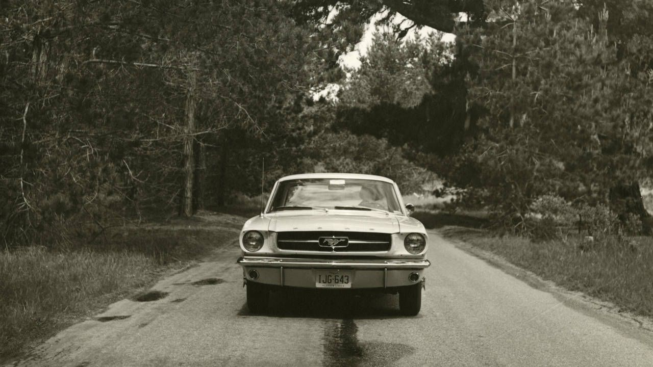 1965 ford mustang review first drive flashback rh roadandtrack com Manual to Automatic N Clip Art Automated Manual