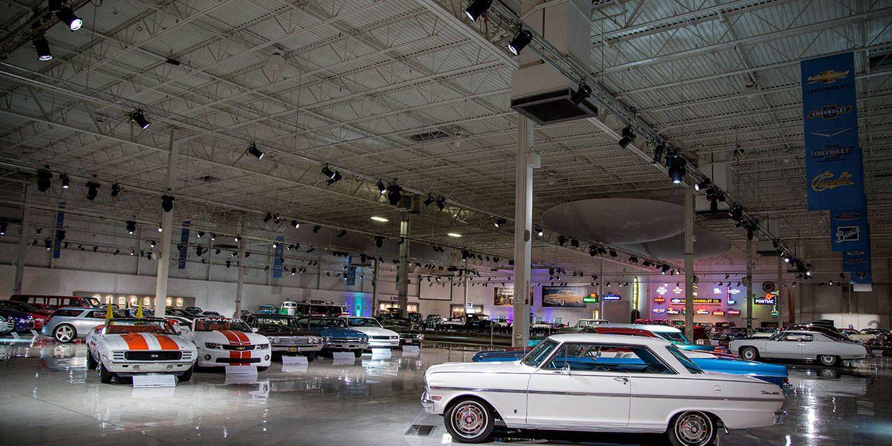 PHOTOS: GM Heritage Center