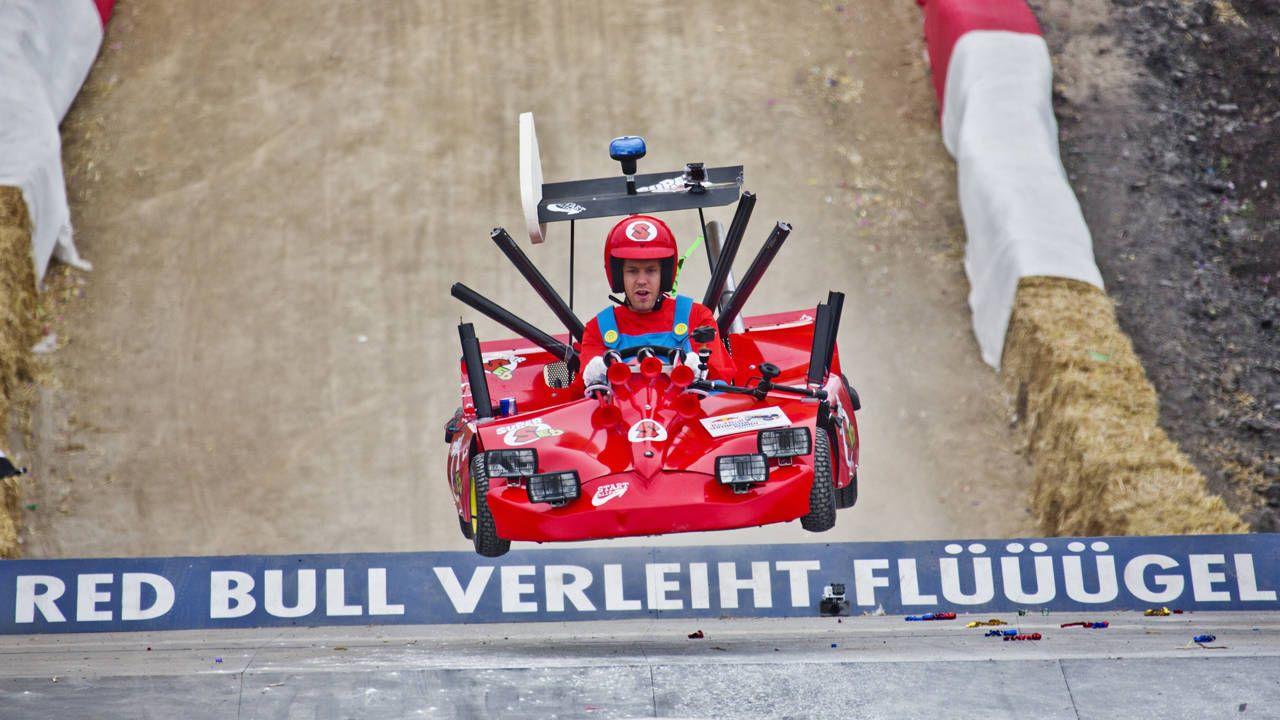 Super Mario Vettel
