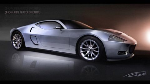 Galpin Ford Service >> Galpin Ford Gtr1 Customizer Unveils New Gt Based Ford Supercar