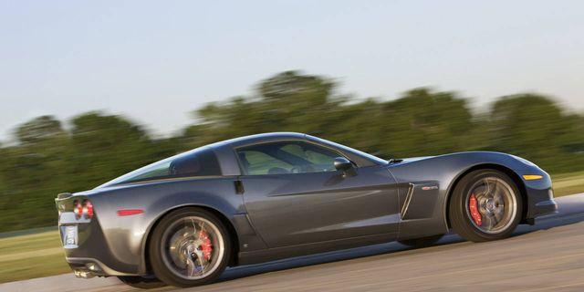 2011 Chevrolet Corvette Z06 Remembered Chevy C6 Corvette On The