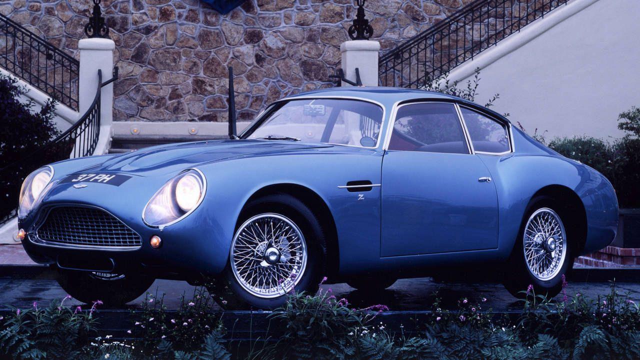 All Types aston db4 zagato : Aston Martin & Zagato: A Joint History - Photo Gallery: AM and ...