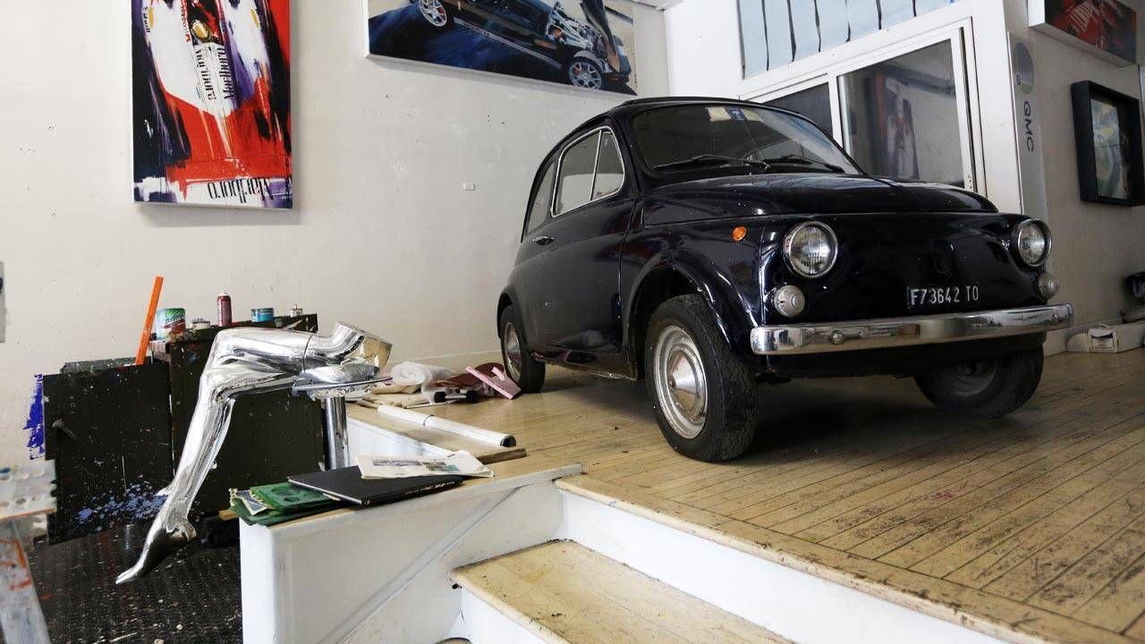 A Peek Inside Ford Gt Designer Camilo Pardos Detroit Studio