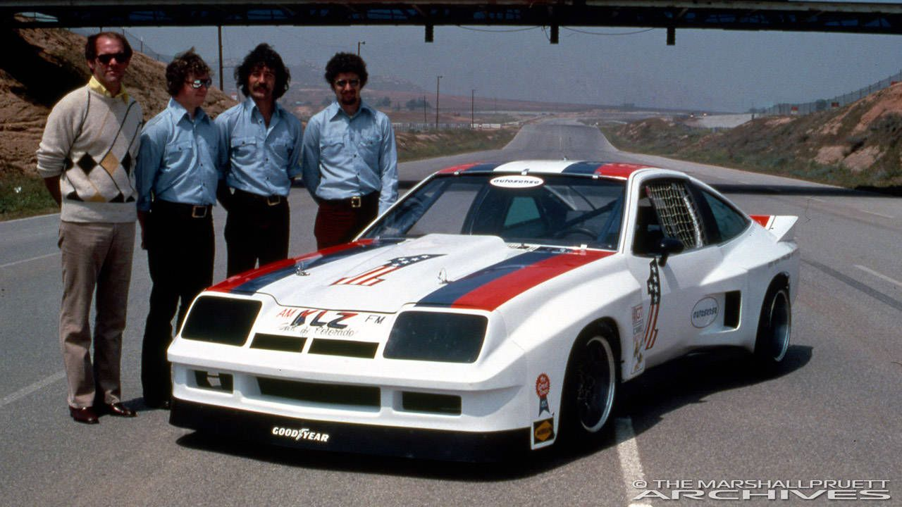 All Chevy 1976 chevrolet monza : 1976 IMSA GT Chevy Monza Race Car - The Grocery-Getter That Became ...