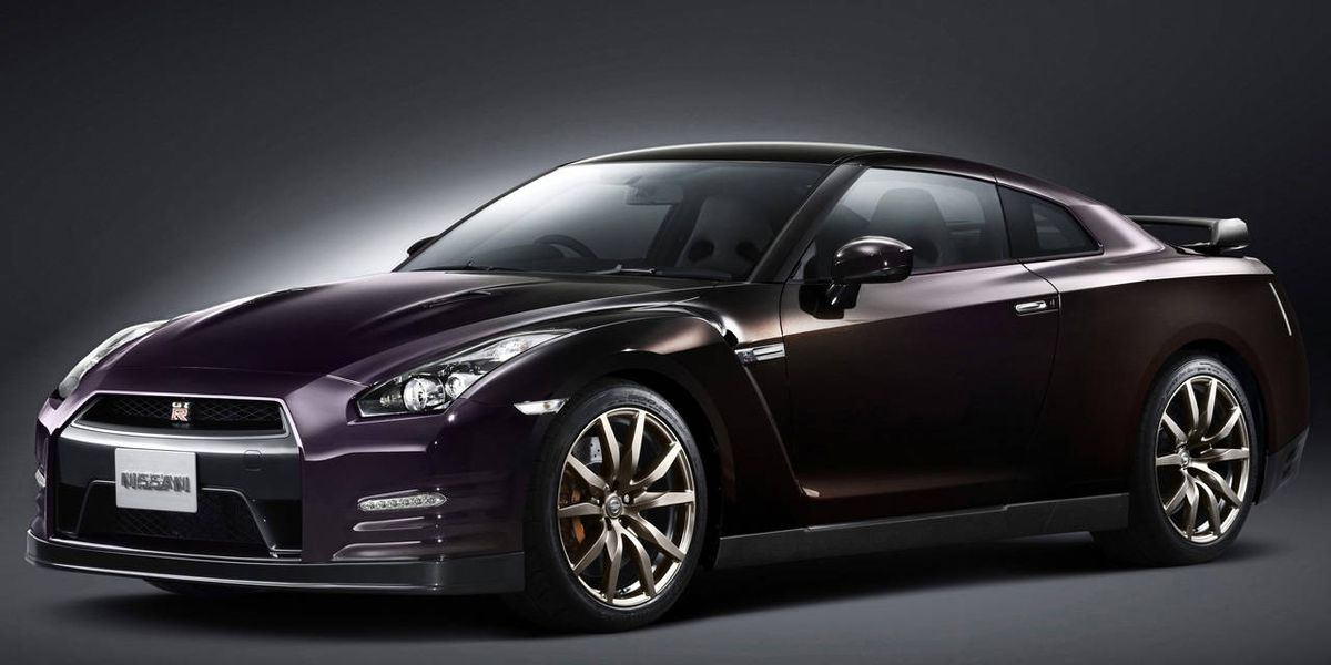 2014 Nissan Gt R Special Edition History Of The Midnight Opal