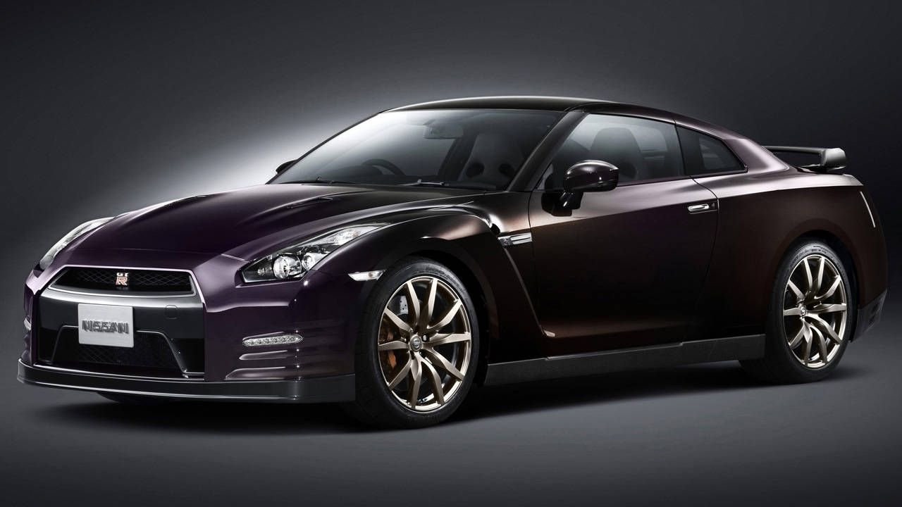 2014 Nissan Gt R Special Edition History Of The Midnight Opal And Purple Gt R
