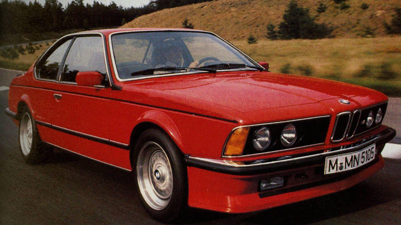 Drive Flashback: 1985 BMW M635CSi