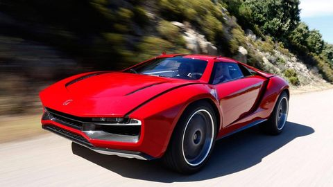 Tire, Wheel, Automotive design, Vehicle, Car, Rim, Red, Alloy wheel, Fender, Hood,