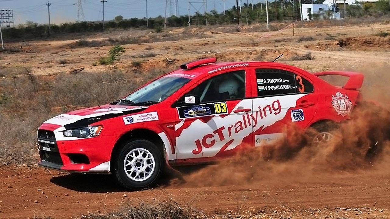 Indian duo is the world's most hilariously dysfunctional rally team