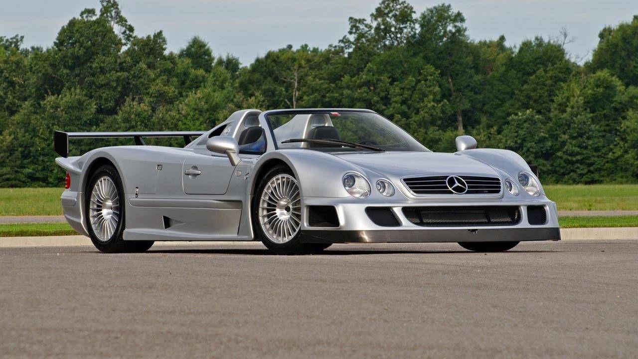 Mercedes Benz Clk Gtr Roadster Auction Rare Dtm