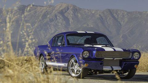 Tire, Wheel, Automotive design, Blue, Vehicle, Automotive tire, Land vehicle, Mountainous landforms, Headlamp, Hood,