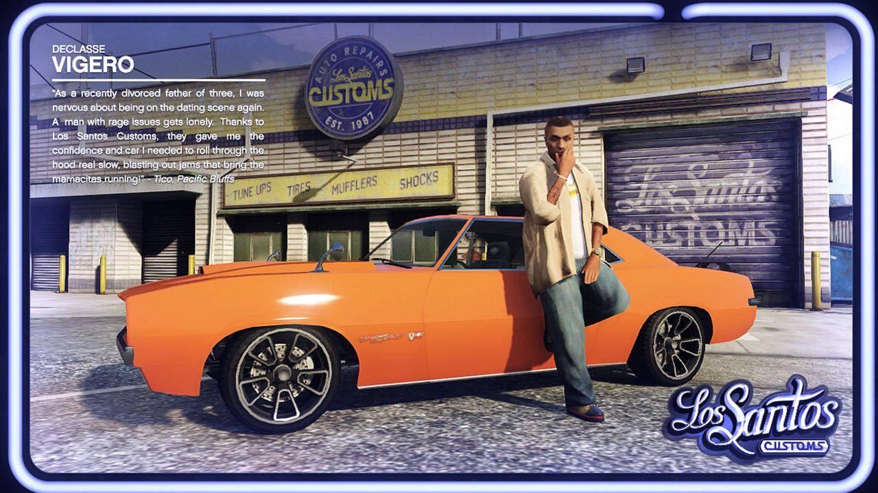 Grand Theft Auto 5 dating sivusto matchmaking pöytä maailmassa säiliöiden