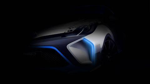 Automotive design, Darkness, Electric blue, Space, Concept car, Luxury vehicle, Supercar, Carbon,